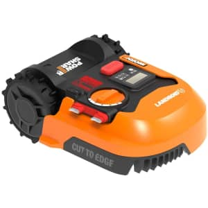 Worx Landroid M 20V Robotic Lawn Mower for $595 in cart