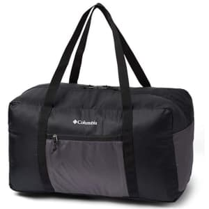 Columbia Lightweight Packable 30L Duffle Bag for $33
