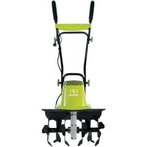 Sun Joe 13.5A Electric Tiller/Cultivator for $109