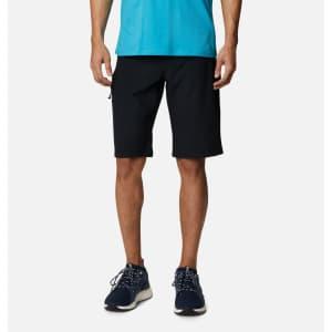 Columbia Men's Triple Canyon Shorts for $28