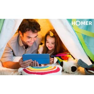 HOMER Early Childhood Education: $40/year + 60-day free trial