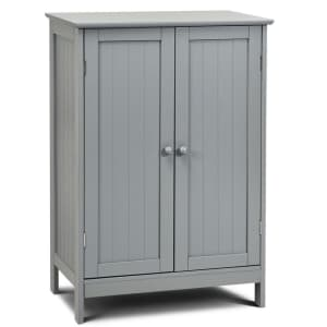 Costway Double Door Storage Cabinet for $92