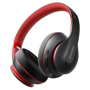 Anker Soundcore Life Q10 Wireless Bluetooth Headphones, Over Ear, Foldable, Hi-Res Certified Sound, for $40