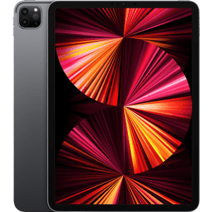 """Apple 12.9"""" iPad Pro 512GB WiFi Tablet (2021) for $1,144 in cart"""