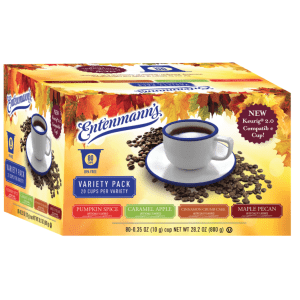 Entenmann's 80-Count Single Serve Coffee Variety Pack for $24