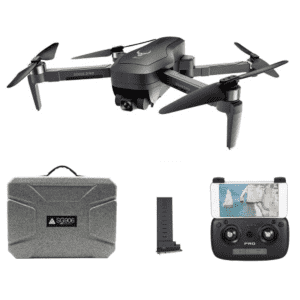 ZLRC Pro RC Quadcopter Drone w/ Camera & 2 Batteries for $70