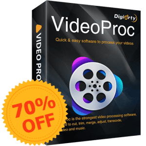 VideoProc Lifetime Version for PC and Mac for $20