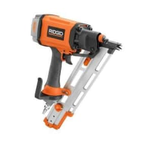 Ridgid 3-1/2 in. 30 Clipped-Head Framing Nailer for $170