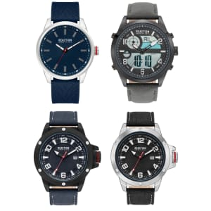 Kenneth Cole Reaction Men's Watches at Nordstrom Rack: for $22