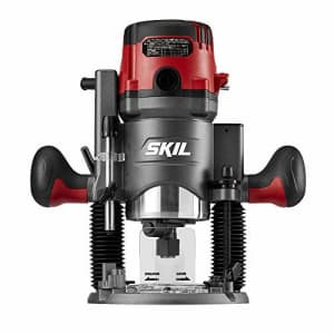 Skil 14 Amp Plunge and Fixed Base Router Combo RT1322-00 for $140
