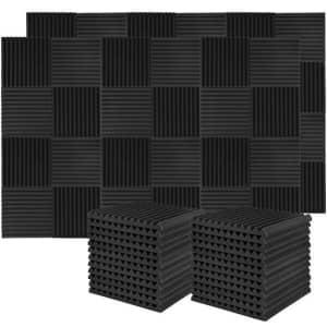 Donner Acoustic Foam Panel 50-Pack for $40