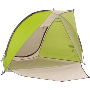 Coleman Beach Shade Shelter for $52