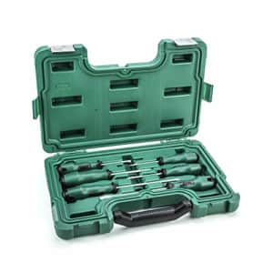 SATA 6-Piece T-Series Combination Screwdriver Set - ST09309SJ for $30