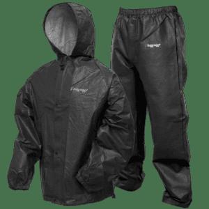 Frogg Toggs Men's Pro Lite Waterproof Rain Suit w/ Pockets for $20