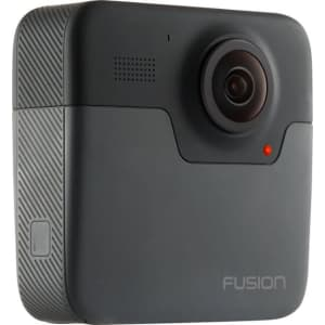 GoPro Fusion 5.2K 360-Degree Action Camera for $259