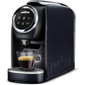 Lavazza Mini Single Serve Espresso Coffee Machine for $88