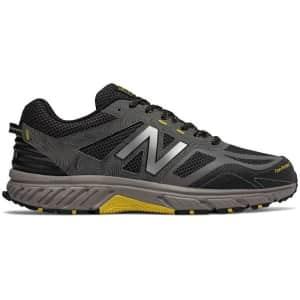New Balance Men's 510v4 Trail Shoes for $45