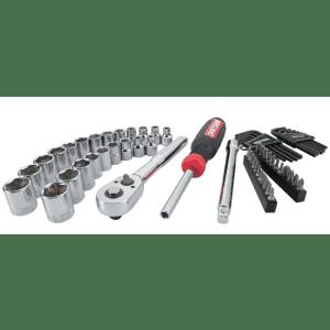 "Craftsman 63-Piece 3/8"" Mechanic's Tool Set: free w/ Craftsman Tool Center purchase"