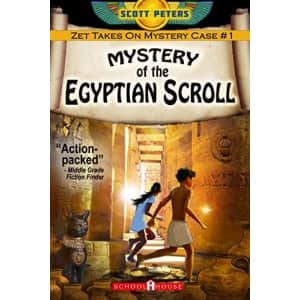 Mystery of the Egyptian Scroll Kindle eBook: free