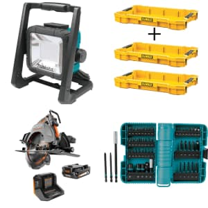 Tools and Storage at Home Depot: Up to $100 off