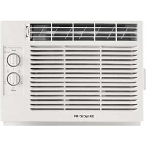 """FRIGIDAIRE White FFRA051ZA1 17"""" Window Air Conditioner with 5000 BTU Cooling Capacity-115V for $281"""