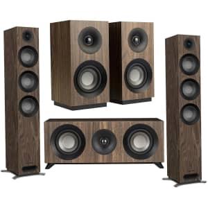 Jamo S 809 5-Piece Speaker Bundle for $399