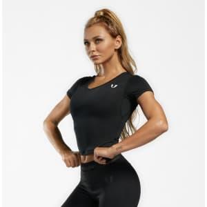 FirmAbs V-Neck Basic T-Shirt for $18
