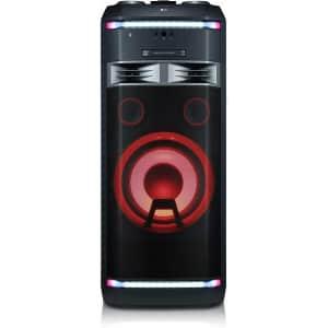 LG XBOOM 1,800W Audio System w/ Karaoke & DJ Effects for $485
