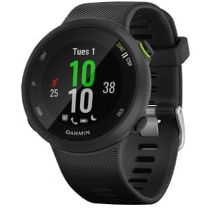 Garmin Forerunner 45 GPS Running Smartwatch for $100