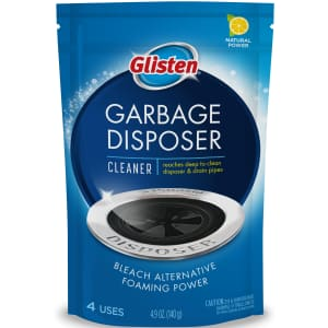Glisten Garbage Disposer Cleaner for $3