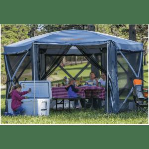 Cabela's 110-Sq. Ft. Quick-Set Screen Shelter for $400