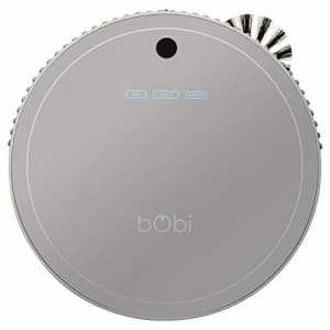 bObsweep bObi Pet Robotic Vacuum Cleaner, Silver for $294