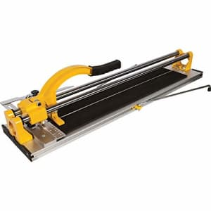 QEP 10630 Tile Cutter, Yellow for $85