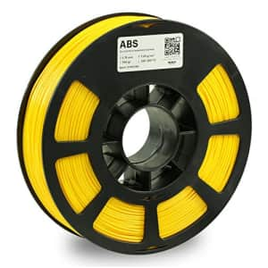 KODAK ABS Filament 1.75mm for 3D Printer, Yellow, Dimensional Accuracy +/- 0.03mm, 750g Spool for $20
