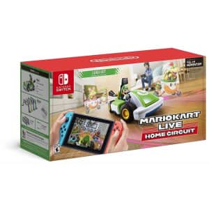 Mario Kart Live: Home Circuit for Nintendo Switch for $87
