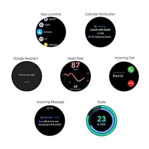 Citizen CZ Smart Touchscreen Smartwatch, Heartrate, GPS, Speaker, Bluetooth, Notifications, iPhone for $345