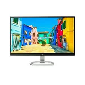 "HP 27ec 27"" IPS LED Full HD Monitor 1920 x 1080 7ms VGA, 2 x HDMI (Renewed) for $160"