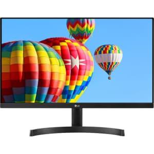 """LG 24"""" 1080p IPS LED FreeSync Monitor for $255"""