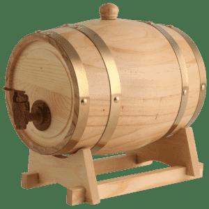 Cambridge 3-qt. Wooden Wine Dispenser for $24