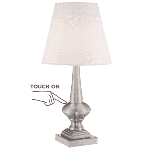 360 Lighting Touch On-Off Table Lamp for $30