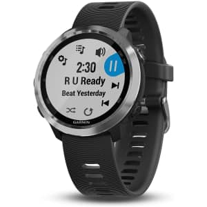 Garmin Forerunner 645 Music Smartwatch w/ GPS for $380