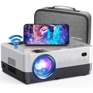 DBPower WiFi Projector for $80