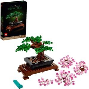 LEGO Bonsai Tree Kit (2021) for $40