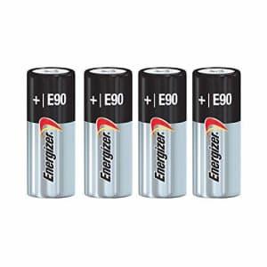 Energizer E90 Alkaline Batteries, 1.5V, LR1 N Size (Pack of 16) for $15