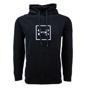 Under Armour Men's Rival Fleece Logo Hoodie: 3 for $60