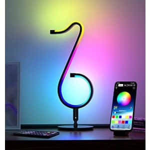 Bluetooth Table Lamp for $35