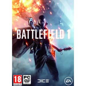 Battlefield 1 for PC: free w/ Prime