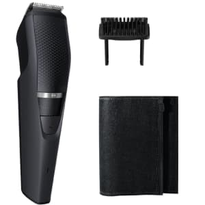 Philips Norelco Series 3000 Beard and Stubble Trimmer for $18