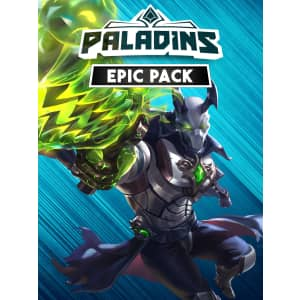 Paladins Epic Pack for PC (Epic Games): free