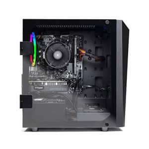 SkyTech Blaze II Gaming Computer PC Desktop Ryzen 5 2600 6-Core 3.4 GHz, NVIDIA GeForce GTX 1660 TI for $1,350